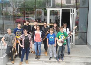 Jazz bend - Muzička škola Tivat