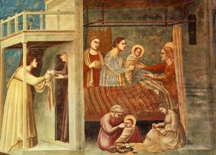Giotto di Bondone, Public domain, via Wikimedia Commons