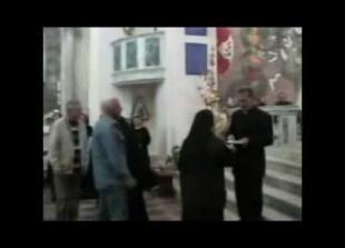 Sveta misa u crkvi Sv. Eustahija o sedmoj obljetnici smrti Don Branka Sbutege, 28. 4. 2013. g.