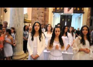 Katedrala Svetog Tripuna - završetak vjeronaučne godine