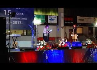 HGI 15. obljetnica - Marija Vučinović, predsjednica HGI-ja