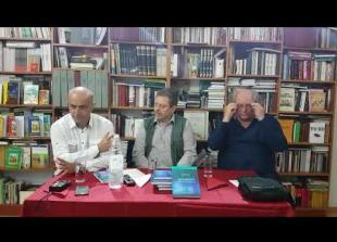 Promocija knjige doc. dr. sc. Nenada Vertovšeka u Donjoj Lastvi