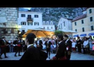Proslava Dana Bokeljske mornarice u Kotoru