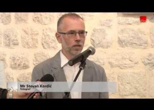 STEVAN KORDIĆ: INSTALACIJA 'ARHITEKTURA'