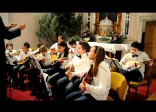 Dječiji mandolinski sastav HGD-CG