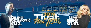 Tivat New Year 2019 – program